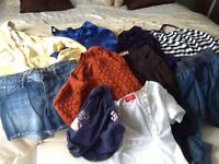 Girls clothes age10