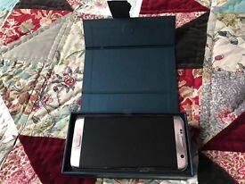 BRAND NEW IN BOX - Samsung galaxy s7 edge 32gb *Pink Gold*