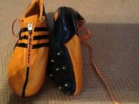 Adidas Running shoes size 9.5
