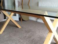 Lovely habitat dining table