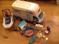 ANIMAL HOSPITAL RSPCA PLAY SET AND ACCESSORIES