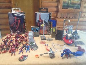 Collection of spiderman and acesories Inverell Inverell Area Preview