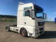 MAN 18.480 TGX XXL EEV Retarder 2 Tanks Deutsche