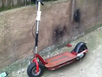 GO-PED. ERS750 ELECTRONIC ADULT SCOOTER