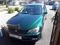 2002 Lexus IS300 Sportcross Auto 3.0