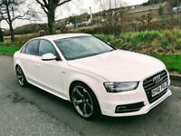 2012 Audi A4 2.0 Tdi S-Line***FINANCE FROM 60 A WEEK***