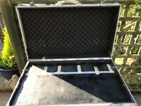 Flight Case for Guitar Pedals,