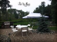 Cheap party rentals for Your Event!! Chairs & tables