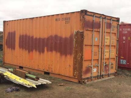 6m x 2.4m Shipping Container with Shelving Pittsworth Toowoomba Surrounds Preview