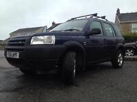 Land Rover 2002