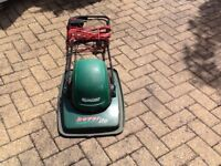 Lawnmower. Very good make and works well despite its age