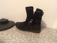 Ugg boots for sale size 6 as new only wore twice