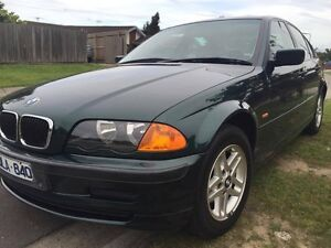 2000 BMW 318i Executive E46 Auto 4QUICK SALE $3999 Campbellfield Hume Area Preview