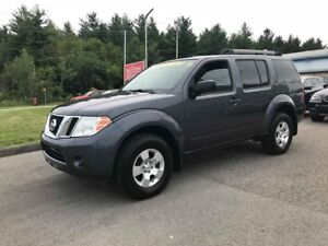 2012 Nissan Pathfinder S AWD, TRÈS PROPRE, 7 PASSAGERS