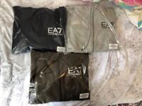 Wholesale & Retail = very good quality Men's EA7 Tracksuit ( Top & Bottom )
