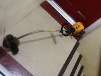 Petrol mc culloch Strimmer, perfect working order, can show it working, comes with full can of fuel,