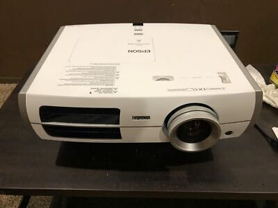 Epson PowerLite Home Cinema 8350 1080p Projector with Remote