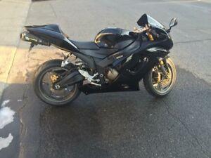 Kawasaki Ninja ZX6R, 636, 600, moto sport