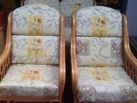 Conservatory 3 piece suite