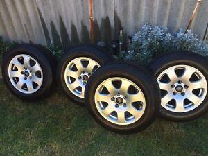 Audi A4 Mag Wheels Osborne Park Stirling Area Preview