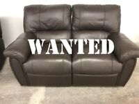 Cash paid for sofas WANTED Sofa suite couch furniture