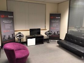 Space available at our fab, new Business Centre!