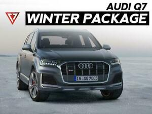 Audi Q7 WINTER TIRE + WHEEL Package T1 Motorsports (2019-2020) Ontario Preview