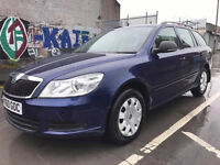 2010 60 SKODA OCTAVIA S 1.9 TDI ESTATE DIESEL BLUE MOT 05/18 NEW TIMING BELT (PART EX WELCOME)