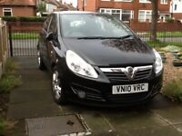 Vauxhall Corsa 1.4L Automatic £4800