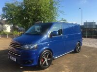 2011 VW TRANSPORTER T5.1 T32 TDI STUNNING VAN VERY WELL LOOKED AFTER