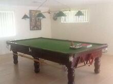 Pool table  slate 10x5 Thornlands Redland Area Preview