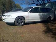 wrecking vt commodore wagon all parts going cheap Muswellbrook Muswellbrook Area Preview