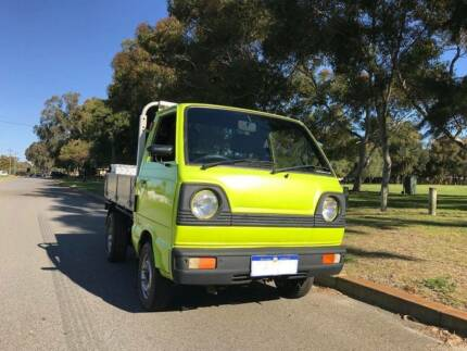 Suzuki Carry ST90 Mini Ute. F10A, manual, RWD. Parkwood Canning Area Preview