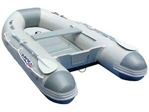 2.8M INFLATABLE BOAT WITH ALUMINIUM DECK - BRAND NEW & ON SALE Thornlands Redland Area Preview