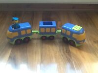 Train Set from Early Learning Centre