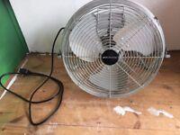 Large 3 speed fan