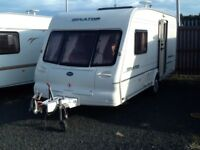 2002 Bailey senator Vermont 2 berth end changing room
