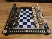 Harry Potter The Agostini Chess set