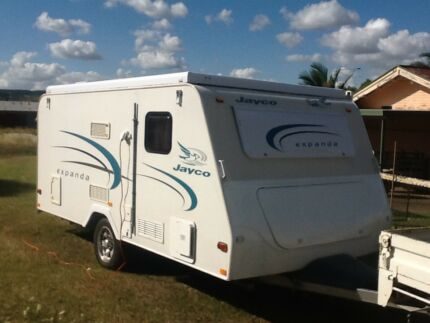 Jayco Expander 14ft Toowoomba Toowoomba City Preview