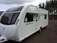 2017 Sprite Major EB Caravan
