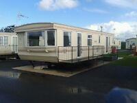 6 berth caravan lyons oakfield towyn