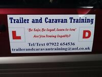B+E Trailer Training (Caernarfon)