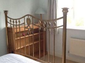 Brass Bedstead