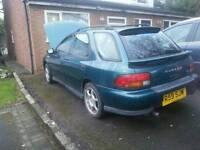 Subaru estate