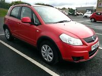 SUZUKI SX4 GL HATCHBACK 1590cc, 5 Doors **FULL SERVICE HISTORY**ONE OWNER **EXCELLENT EXAMPLE**