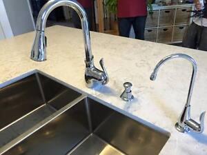 Kitchen Granite & Marble Countertops Fast Installation Free Gift