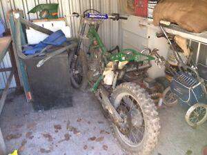 KX/KDX 250 MotoX bike Tanawha Maroochydore Area Preview