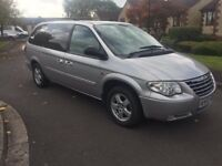 crycler grande voyager, 57 plate, diesel, automatic, low miles, long MOT