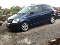 Toyota Yaris Spirit automatic low mileage 20k for sale £2800