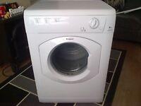 6kg hotpoint dryer
